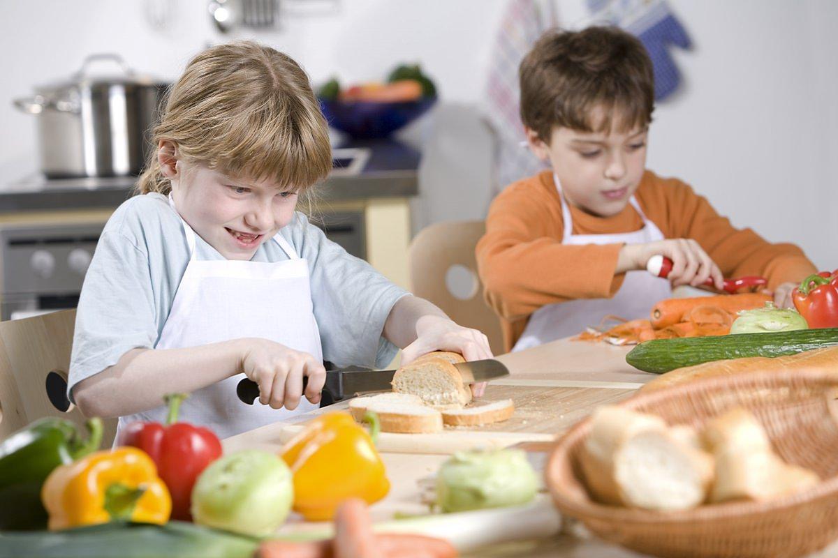 Authentische Kinder Portraitfotos für eine Werbekampagne im Bereich Ernährung