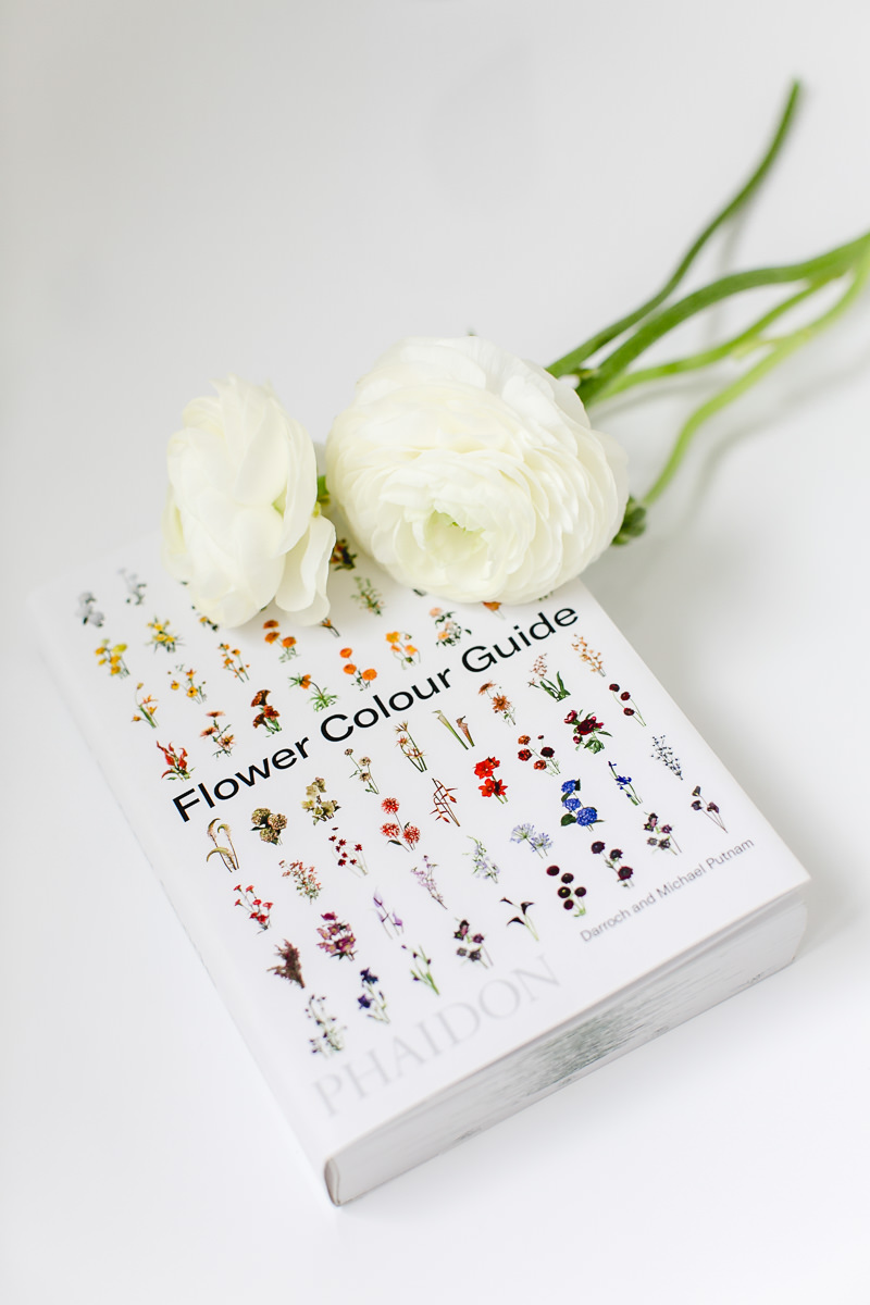 Foto vom Flower Colour Guide