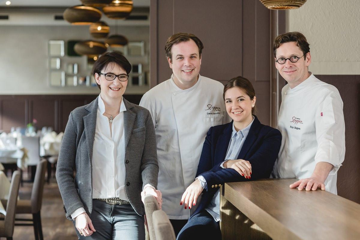 Gastronomie Business Portrait von Restaurantbesitzern fotografiert von Hanna Witte