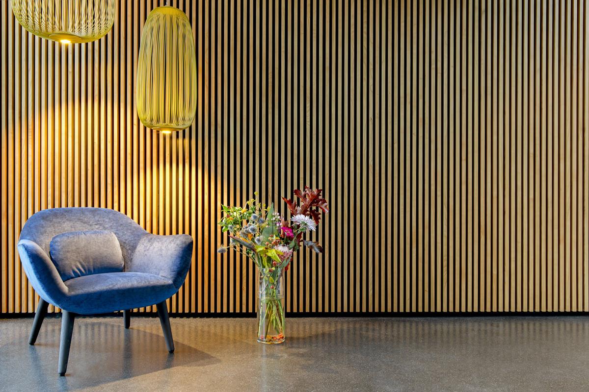 Imagefoto einer modernen Inneneinrichtung in einem Hotel | Foto: Hanna Witte
