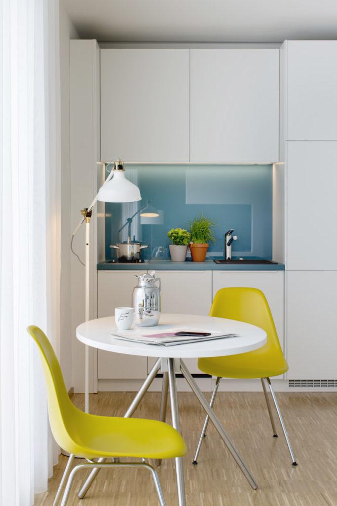 moderne Inneneinrichtung in einer Design Wohnung | Foto: Hanna Witte