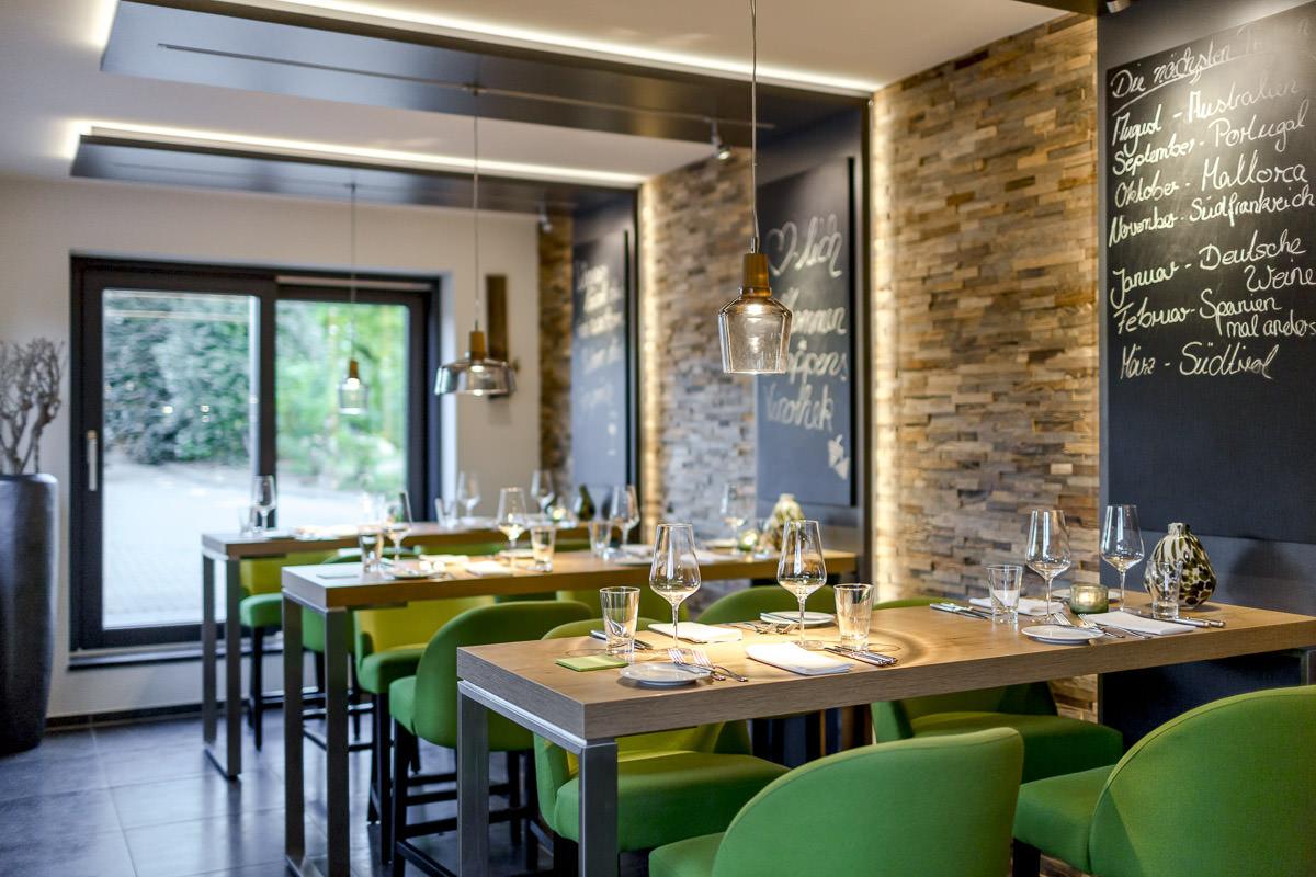Innenaufnahmen des Restaurant Stappen | Foto: Hanna Witte