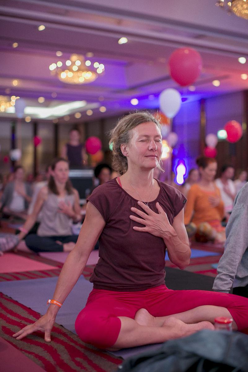 Eindrücke der Yoga Conference Germany 2018