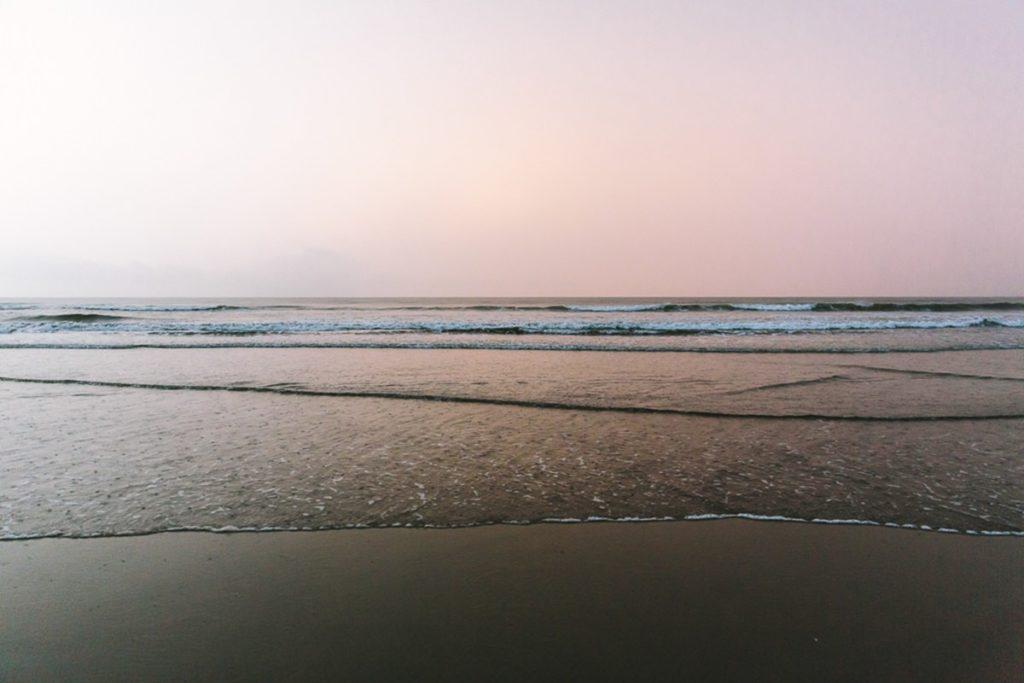 Foto vom Meer bei Sonnenuntergang | Foto: Hanna Witte