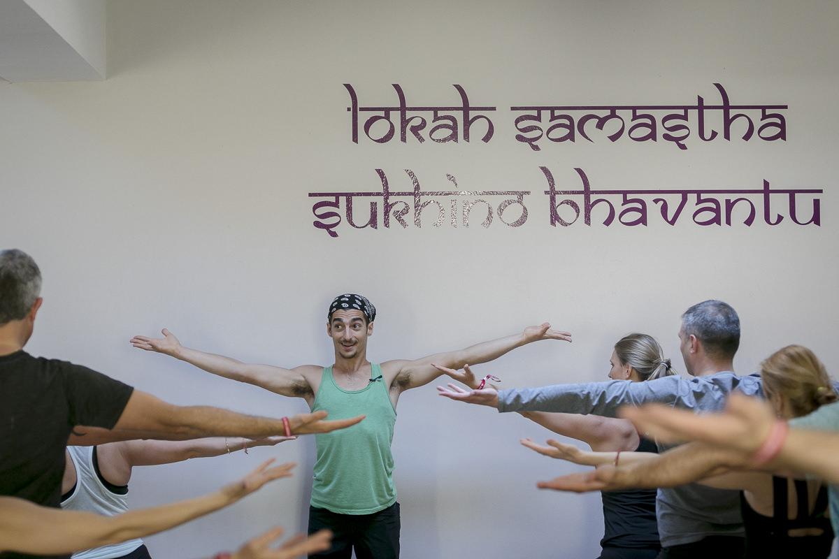 Eindrücke der Yoga Conference in Köln 2017 | Foto: Hanna Witte