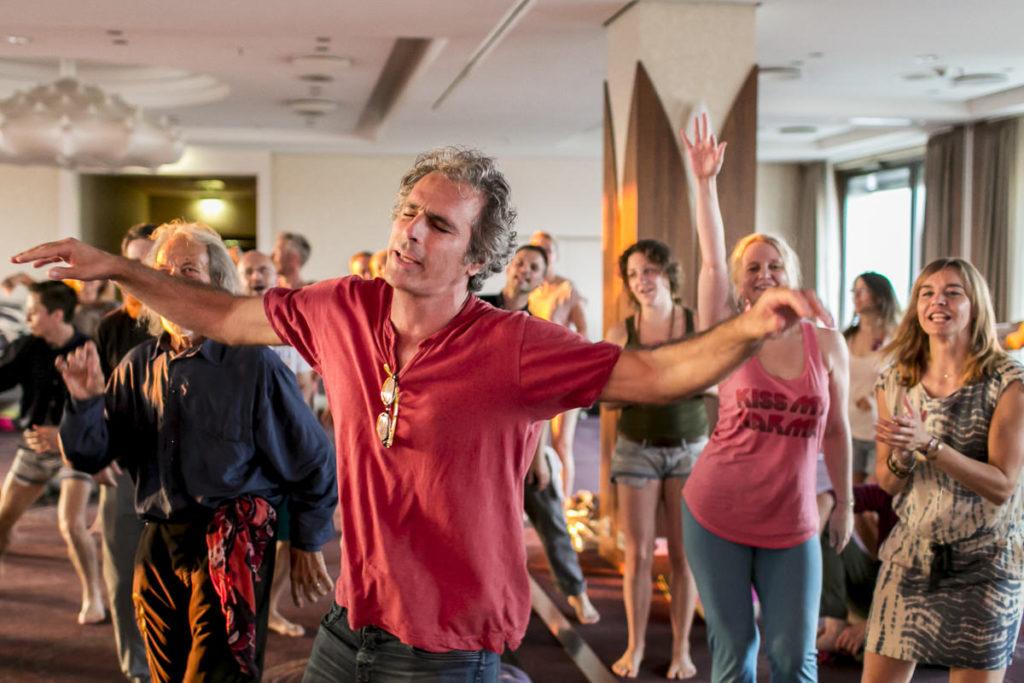 Impressionen der Abschlussfeier der Yoga Conference Köln 2017 | Foto: Hanna Witte