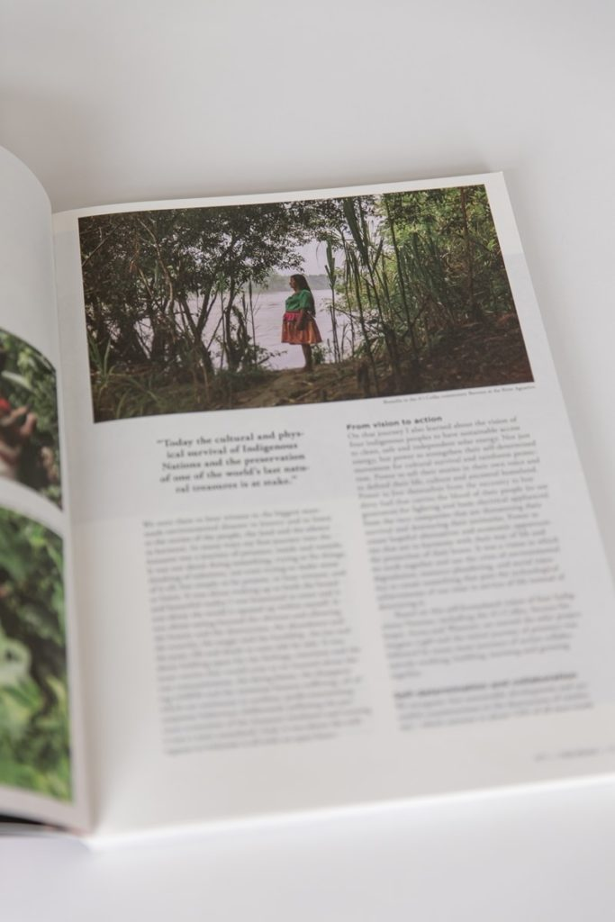Ecuador Fotoreportage im The Beam Magazine