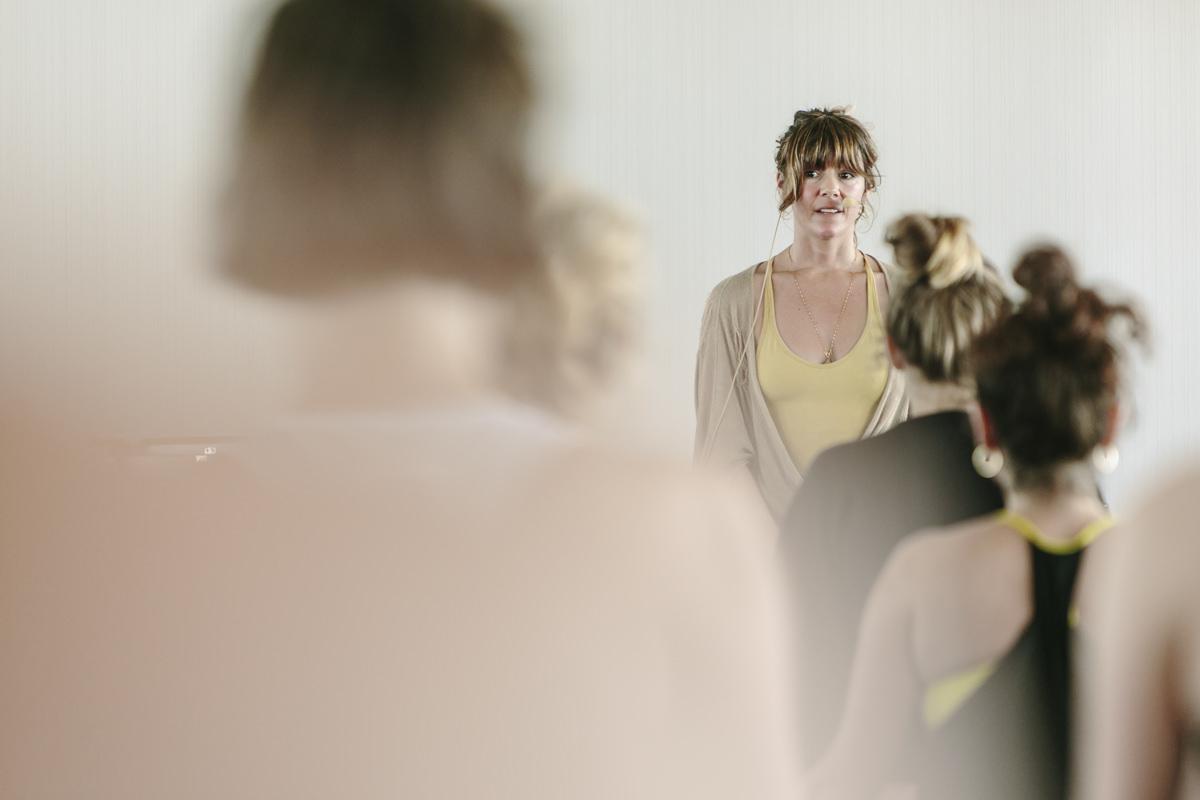 Impressionen eines Kurses bei der Yoga Conference Germany 2019 in Köln
