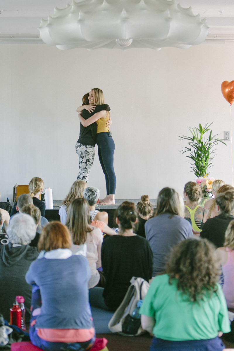 Impressionen der Yoga Conference Germany 2019 in Köln