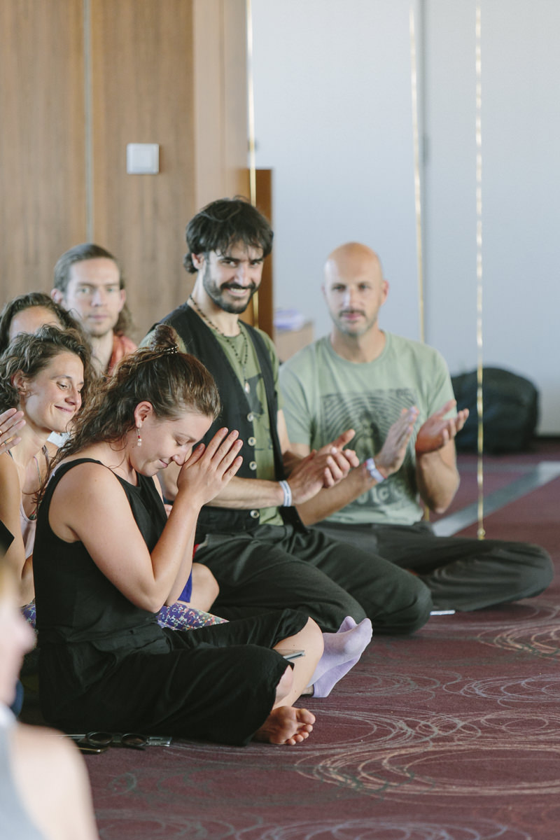 Momente der Yoga Conference Germany 2019 in Köln