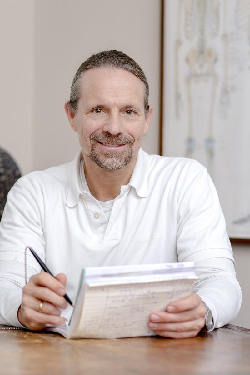 Portraitfoto von Orthopäde Dr. Thorsten Rarreck aus Gelsenkirchen