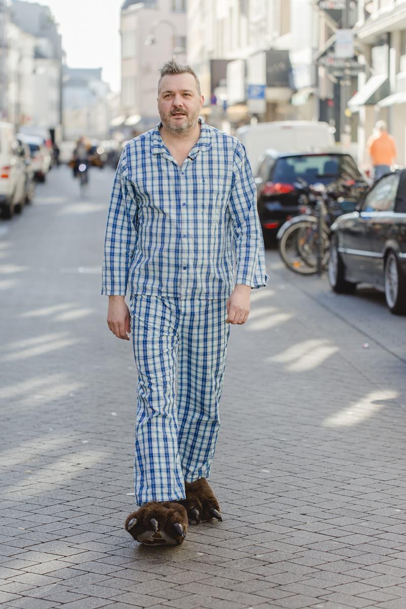 Portraitfoto von Musiker Martin Bechler für das Klaaf Magazin