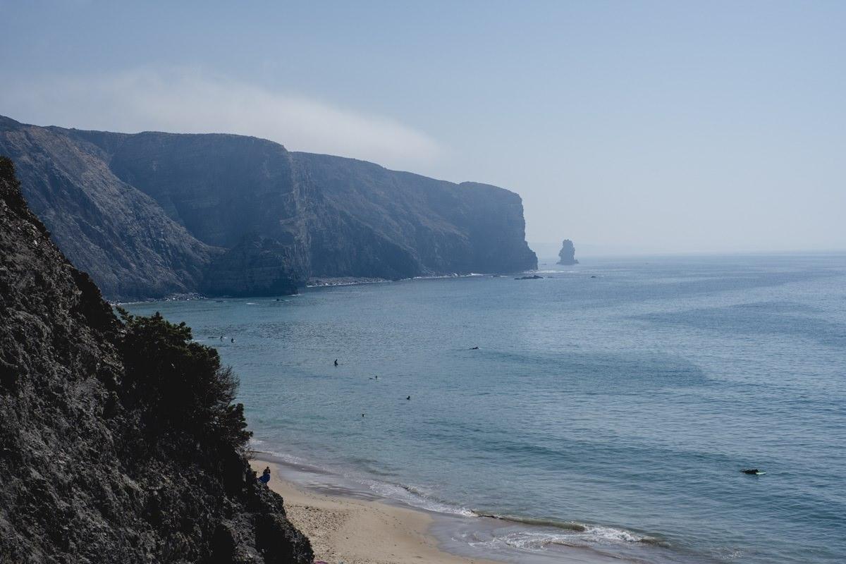 Küstenfoto Portugal