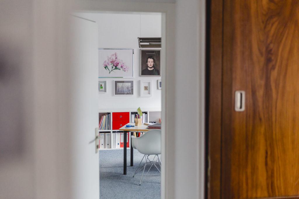 Bürofoto aus den Räumen der Agentur Fundraising Profil