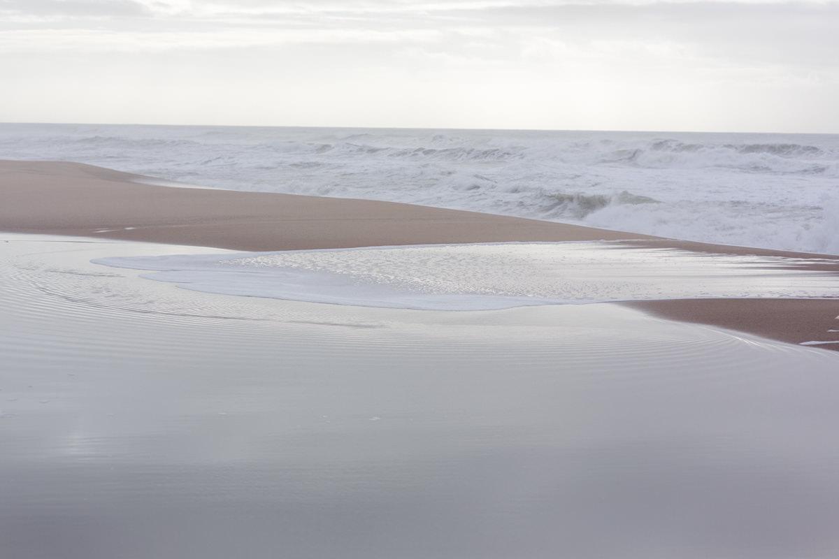 Strandfoto vom Meer an der Küste von Ericeira in Portugal | Foto: Hanna Witte