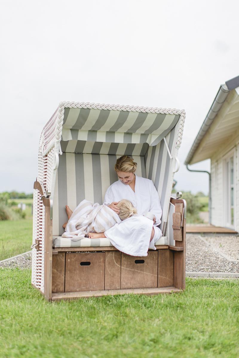 Foto von einem Familienurlaub im Wellnesshaus an der Ostsee | Foto: Hanna Witte