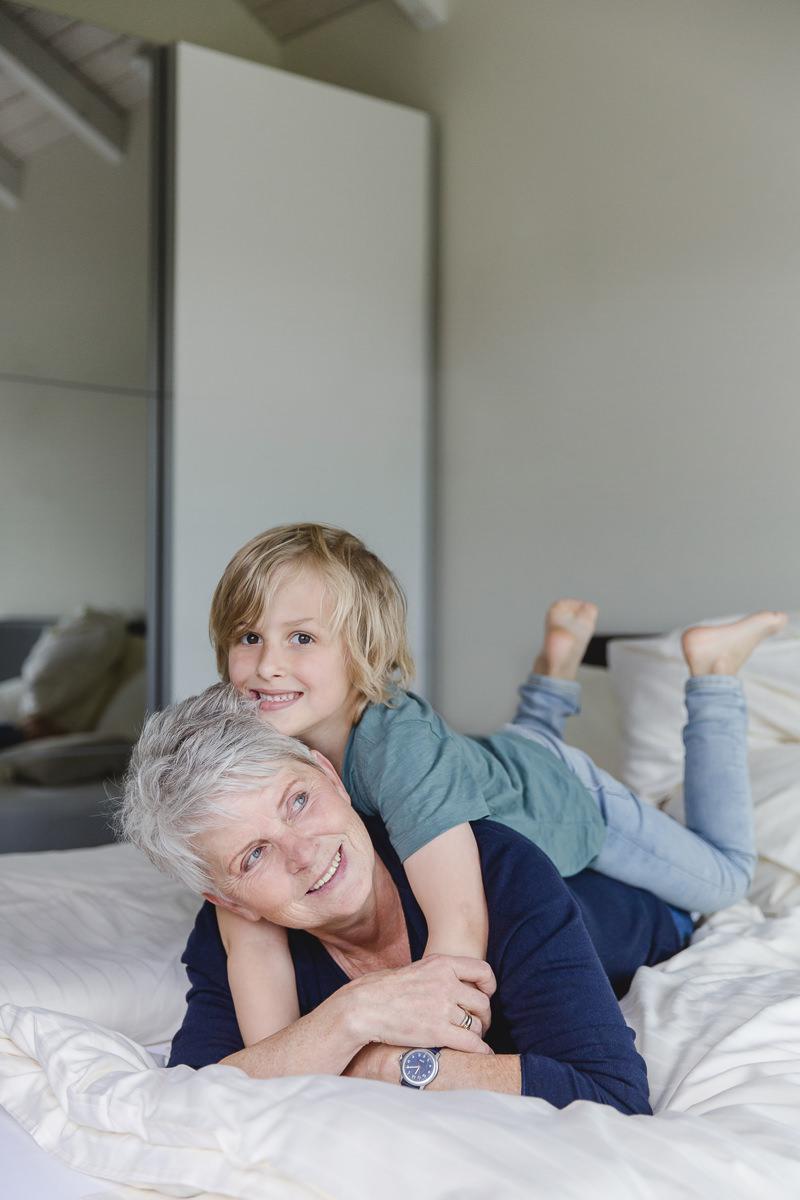 Foto von einem Familienurlaub im Wellnesshaus | Foto: Hanna Witte