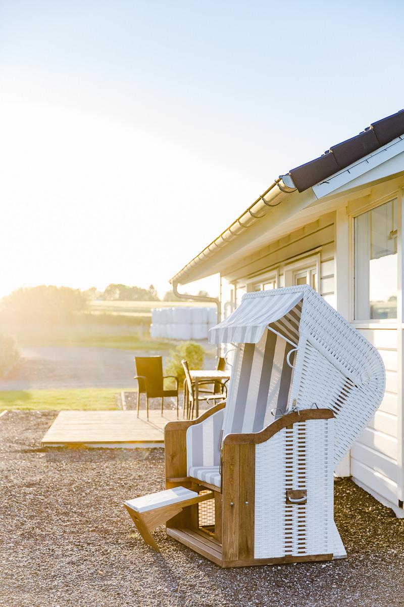 Foto von einem Wellnesshaus an der Ostsee | Foto: Hanna Witte