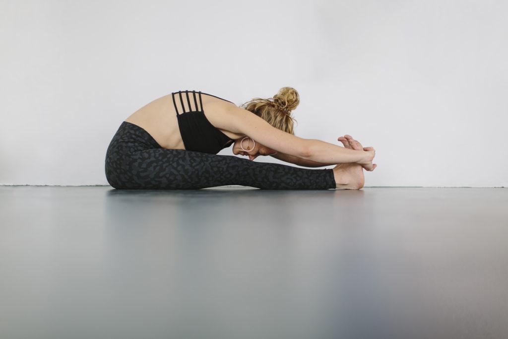 Yogafoto von Yoga Lehrerin Karla Stanek | Foto: Hanna Witte