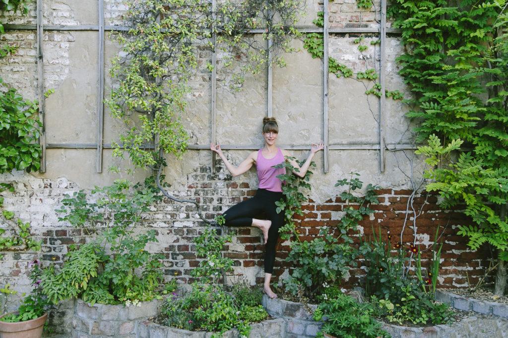 Fotografie für das spirituelle Yoga Studio Tajet Garden aus Köln | Foto: Hanna Witte