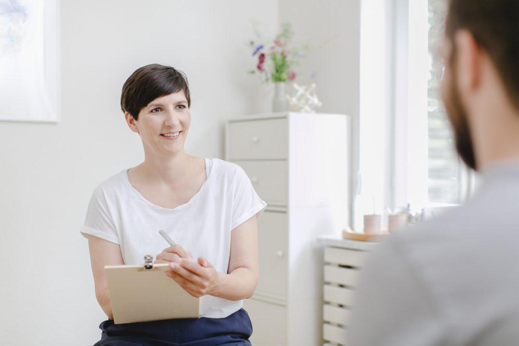 Fotografie für eine Osteopathie Praxis | Foto: Hanna Witte