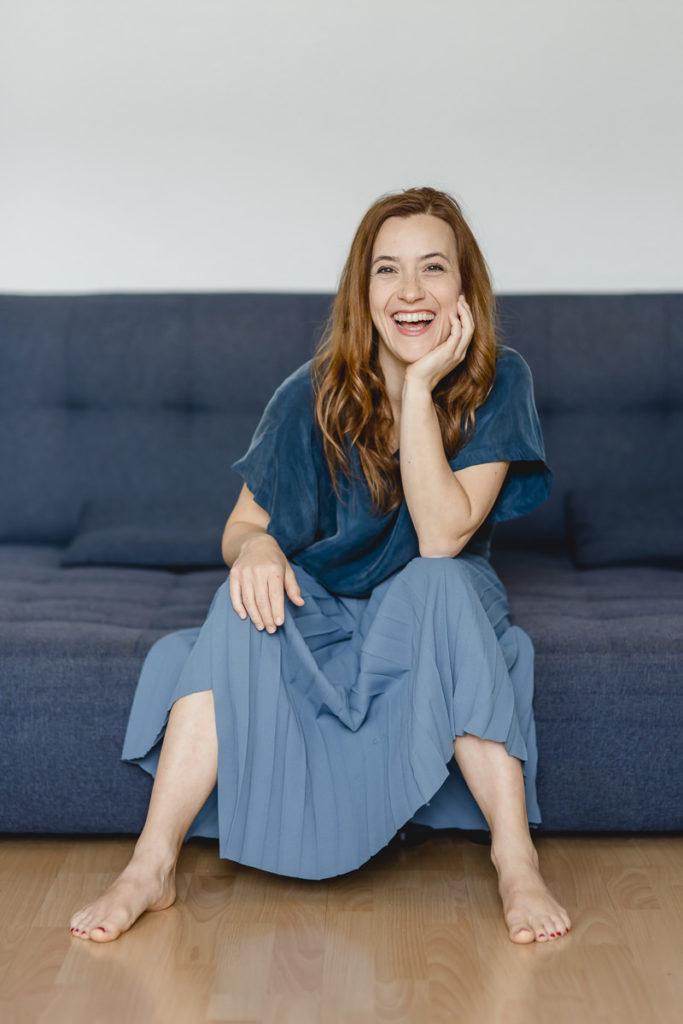 Portrait von Schauspielerin Rabea Wyrwich | Foto: Hanna Witte