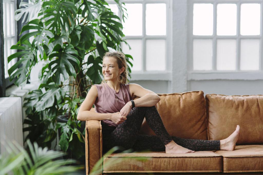 Yogafotos von Yoga Lehrerin Karla Stanek | Foto: Hanna Witte