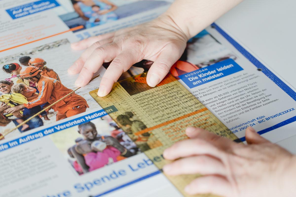 Imagefoto Fundraising Agentur Fundango   Foto: Hanna Witte
