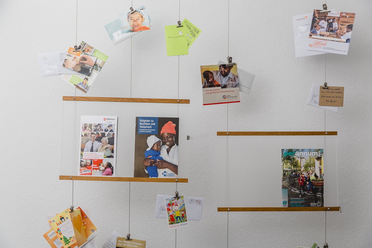 Imagefoto Agenturraum Fundraising Profile in Köln   Foto: Hanna Witte