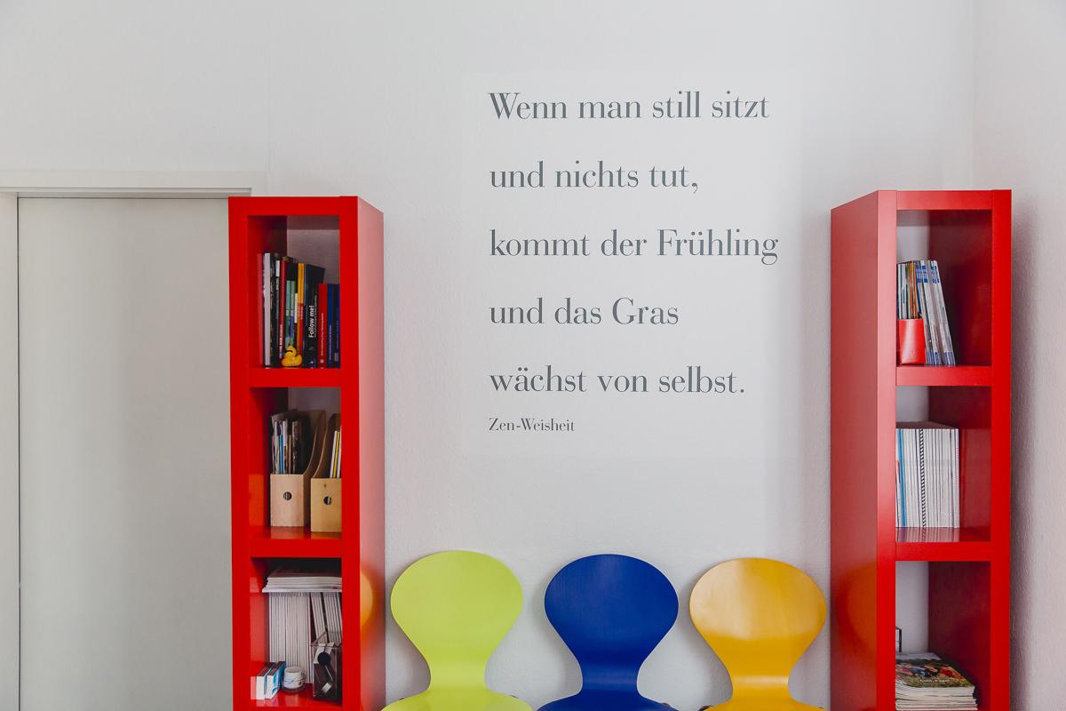 Imagefoto eines Agenturraumes von Fundraising Profile aus Köln   Foto: Hanna Witte