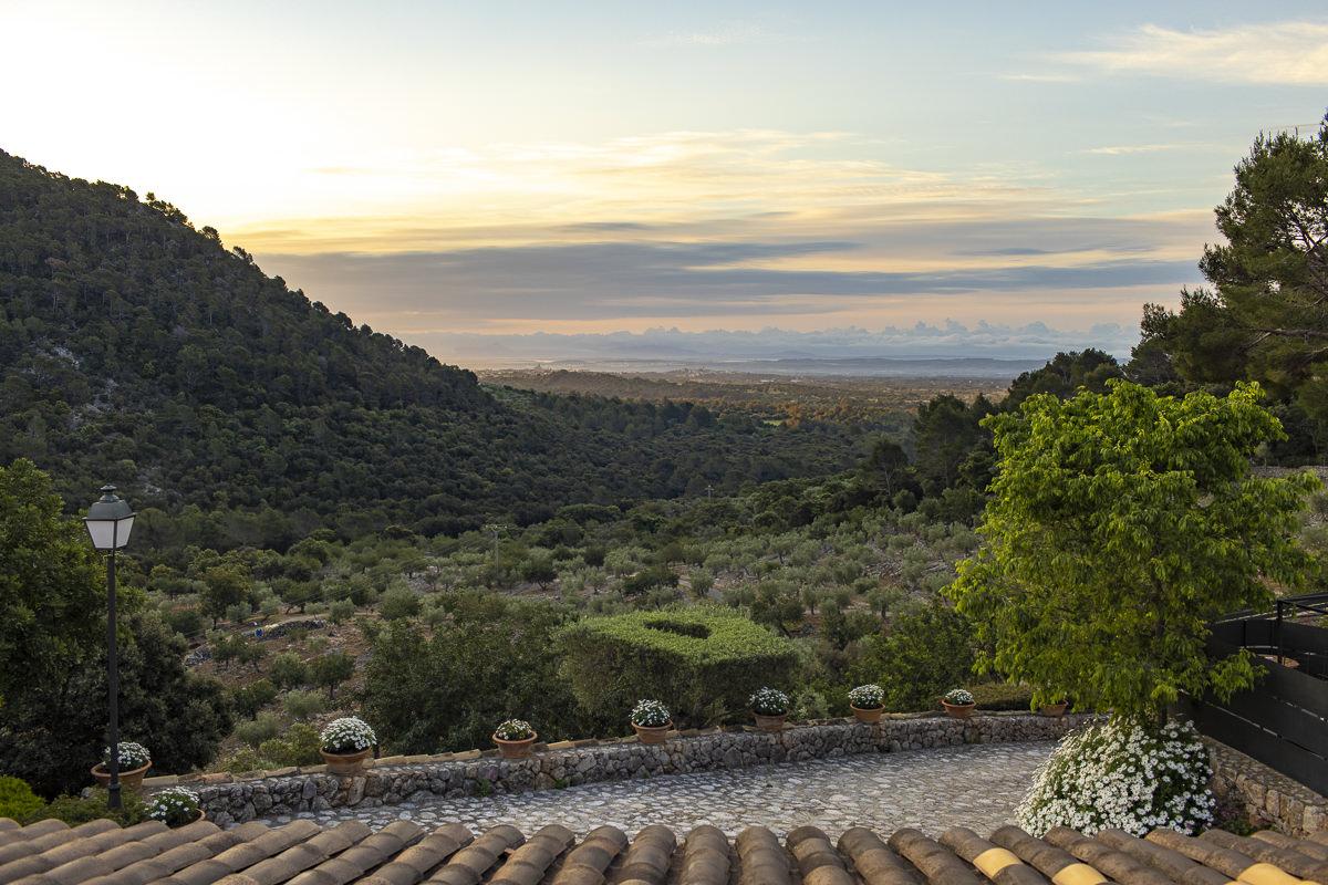 Blick auf das Tramuntana Gebirge von Mallorca | Foto: Hanna Witte