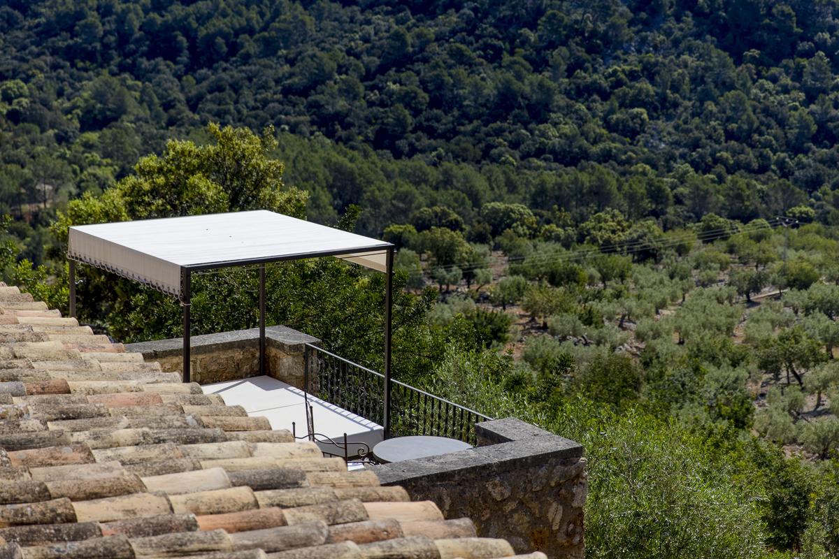 Albellons Finca im Tramuntana Gebirge auf Mallorca | Foto: Hanna Witte