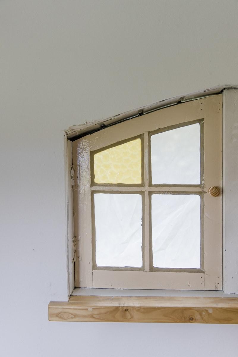 Fenster in einem Ulliwood Zirkuswagen | Foto: Hanna Witte